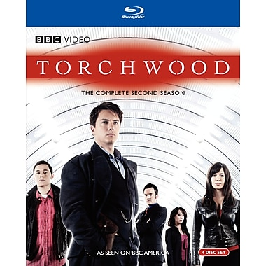 Torchwood: The Complete Second Season (DISQUE BLU-RAY)