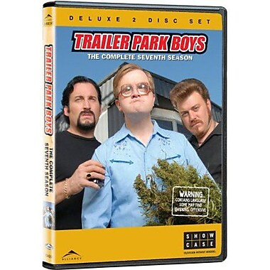 Trailer Park Boys: The Complete 7th Season (DVD)