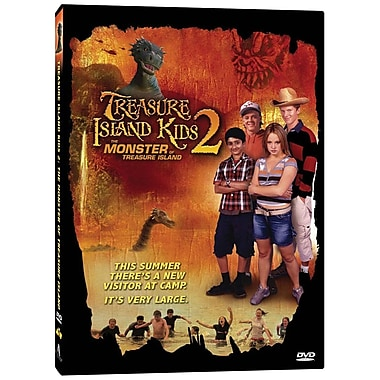 Treasure Island Kids 2: Monster of Treasure Island (DVD)