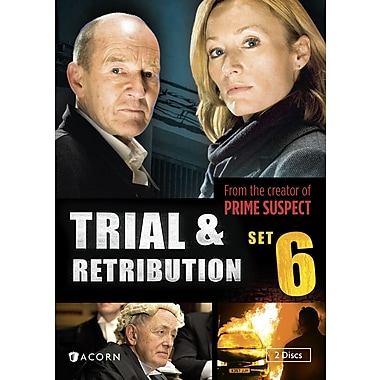 Trial & Retribution (DVD)