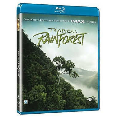 Tropical Rainforest (IMAX) (BLU-RAY DISC)