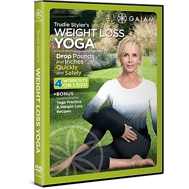 Trudie Styler's Weight Loss Yoga DVD (GAIAM MEDIA)