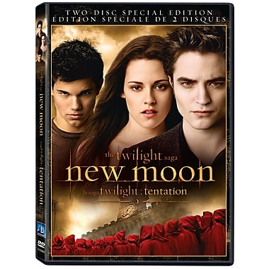 Twilight Saga: New Moon (DVD)