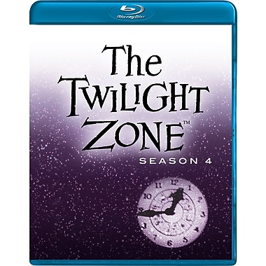 Twilight Zone: Season 4 (BLU-RAY DISC)