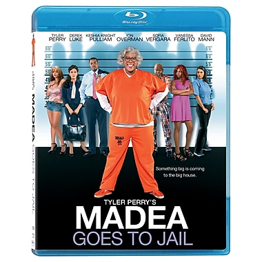 Tyler Perry's Madea Goes To Jail (DISQUE BLU-RAY)