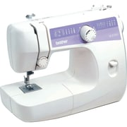 Brother® Easy-To-Use Lightweight Basic Sewing and Mending Machine, One Needle