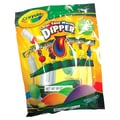 Crayola Color Your Mouth Dippers, 2.3 oz. Bag, 24 Bags
