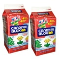 Candy Blox Carton  11.5 oz. (Dubble Bubble), 2 Cartons/Order