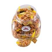 Chocolate Foil Footballs, 1.5 oz. Mesh Bag, 30 Bags/Tub