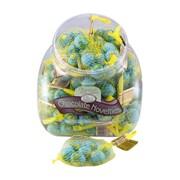 Chocolate Foil Earth Balls, 1.5 oz. Mesh Bag, 30 Bags/Tub