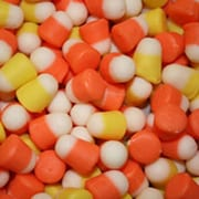 Candy Corn JuJu, 16 oz. Tub, 3 Tubs/Box