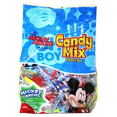 Mickey Mouse & Friends Pinata Candy Mix, 14.1 oz. Bag