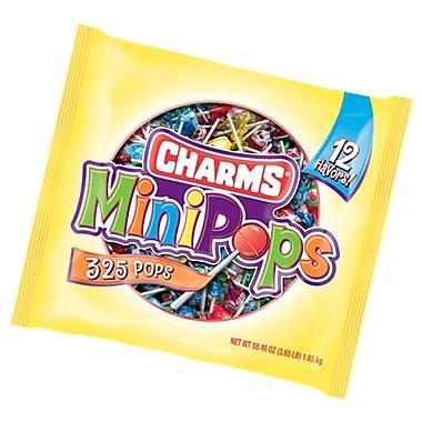 Charms Mini Pops, 325 Pieces, 58.46 oz. Bag