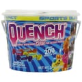 Quench Gum, 200 Pieces/Tub, 31 oz.