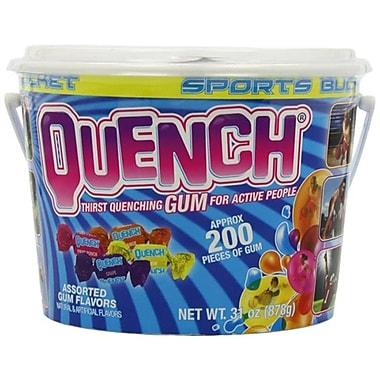 Quench Gum, 200 Pieces/Tub, 31 oz.