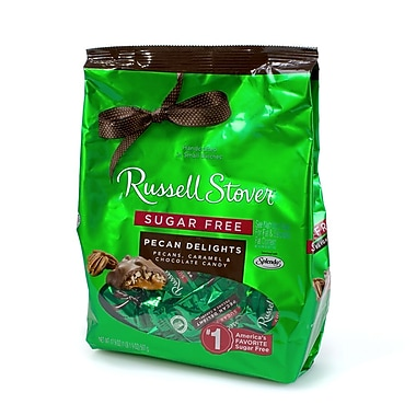 Russell Stover Sugar Free Chocolate Assortment, 20.6 oz. Bag