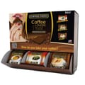 Assorted Coffee Thins, 72 Squares/Box