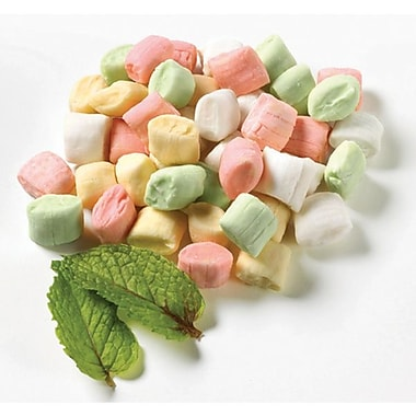 Party Mints Assorted Colors, 3 lb. Bag