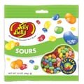 Jelly Belly Sour Flavors jelly beans in Beananza 3.5 oz. Peg Bag, 12 Bags/Box