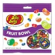 Jelly Belly Fruit Bowl Mix jelly beans in Beananza 3.5 oz. Peg Bag, 12 Bags/Box