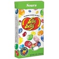 Jelly Belly Sour Flavors,  4.5 oz. Flip Top Box, 12 Boxes/Order