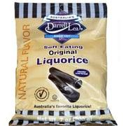 Darrell Lea Original Black Licorice, 7 oz. Peg Bag, 8 Bags/Box