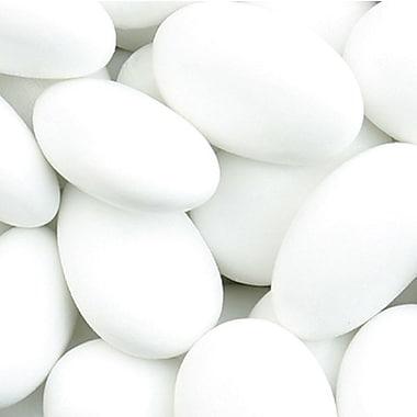 Capco Jordan Almonds White (superfine), 10 lb. Bag