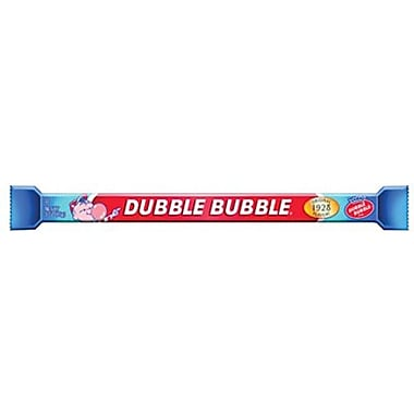 Dubble Bubble 3 oz. Big Bar, 24 Bars/Box
