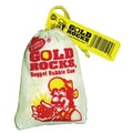 Dubble Bubble Gold Rocks Bubble Gum 2 oz. Pouch, 12 Pouches/Box