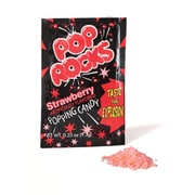 Pop Rocks Strawberry, 0.33 oz. Pouch, 36 Pouches/Box