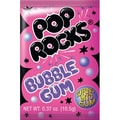 Bubble Gum Pop Rocks, 0.37 oz. Pouch, 24 Pouches/Box