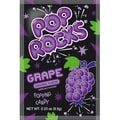 Original Grape Pop Rocks, 0.33 oz. Pouch, 24 Pouches/Box
