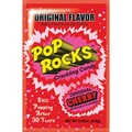 Original Cherry Pop Rocks, 0.33 oz. Pouch, 24 Pouches/Box