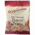 Old Dominion Peanut Brittle, 4 oz. Peg Bag, 24 Bags/Box