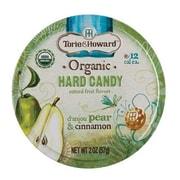 D'anjou Pear & Cinnamon Hard Candy 2 oz. Tin, 8 Tins/Box