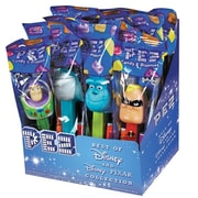 Disney Pixar Assortment .58 oz., 12 Pez/Display