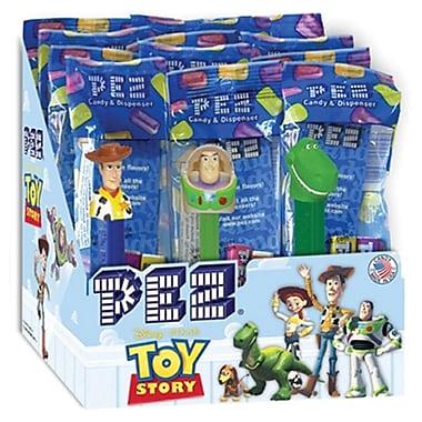 Toy Story Assortment .58 oz., 12 Pez/Display
