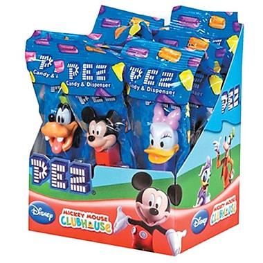 Disney's Mickey Assortment .58 oz., 12 Pez/Display