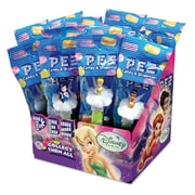 Fairies Assortment .58 oz.,12 Pez/Display