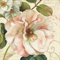 Diamond Decor in.LES Jardin #2in. Canvas Art, 16in. x 16in.