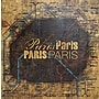 Diamond Decor Paris Metro Canvas Art, 20 x