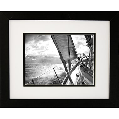 Diamond Decor in.Homeward Boundin. Framed Print Art, 13in. x 16in.