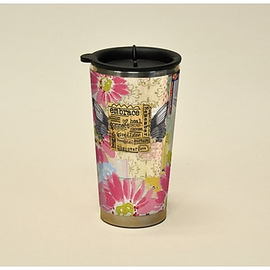 LANG® Artisan Kelly Rae Roberts Embrace 16 oz. Travel Mug