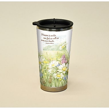 LANG® Daisies 16 oz. Travel Mug