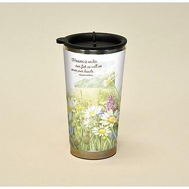 LANG® Daisies 16 oz. Travel Mug