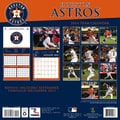 Turner Licensing® Houston Astros (Late Delivery) 2014 Team Wall Calendar, 12in. x 12in.