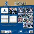 Turner Licensing® Kansas City Royals 2014 Team Wall Calendar, 12in. x 12in.