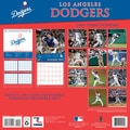 Turner Licensing® Los Angeles Dodgers 2014 Team Wall Calendar, 12in. x 12in.