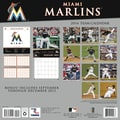 Turner Licensing® Miami Marlins 2014 Team Wall Calendar, 12in. x 12in.
