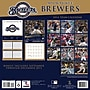 Turner Licensing® Milwaukee Brewers 2014 Team Wall Calendar,